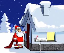 animierte weihnachtsgrüße
