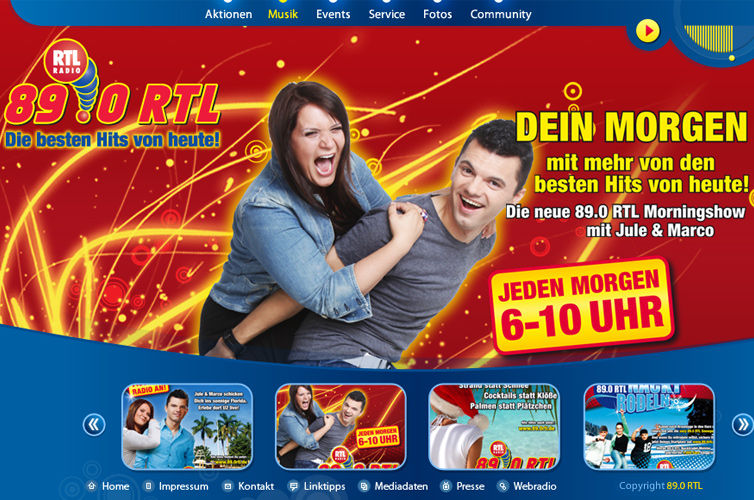 Radio 890 RTL