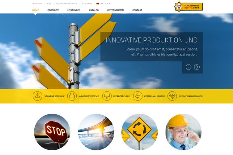 Eshop Website Design