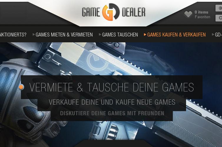 Game Dealer Netzwerk